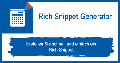 Rich Snippet Generator