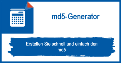 md5-Generator