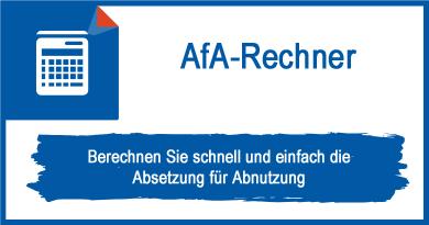 AfA-Rechner