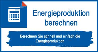 Energieproduktion berechnen