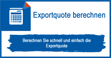 Exportquote berechnen