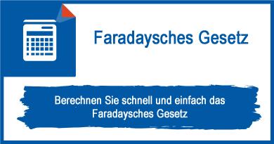 Faradaysches Gesetz