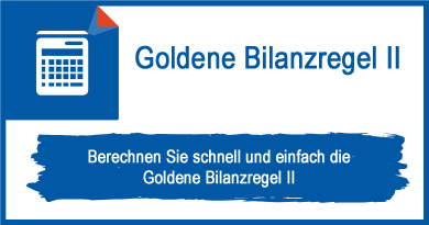 Goldene Bilanzregel II
