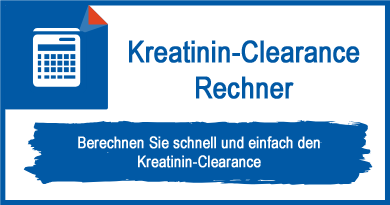 Kreatinin-Clearance-Rechner