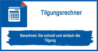 Tilgungsrechner