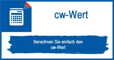 cw-Wert