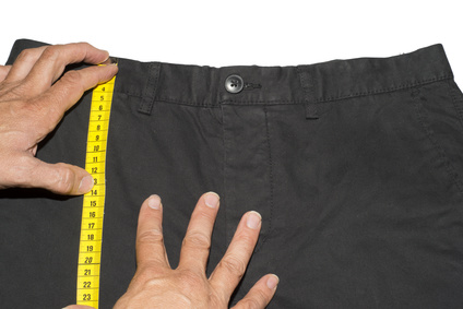 Konfektionsgröße berechnen