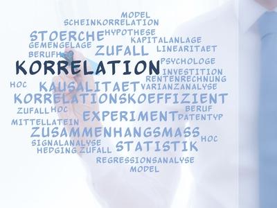 Korrelationskoeffizient berechnen