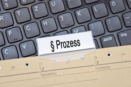 Prozesskosten berechnen