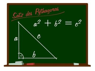 Satz des Pythagoras