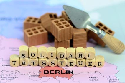 Solidaritätszuschlag berechnen